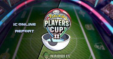 Pokémon Players Cup 2 IC vgc 2020 report