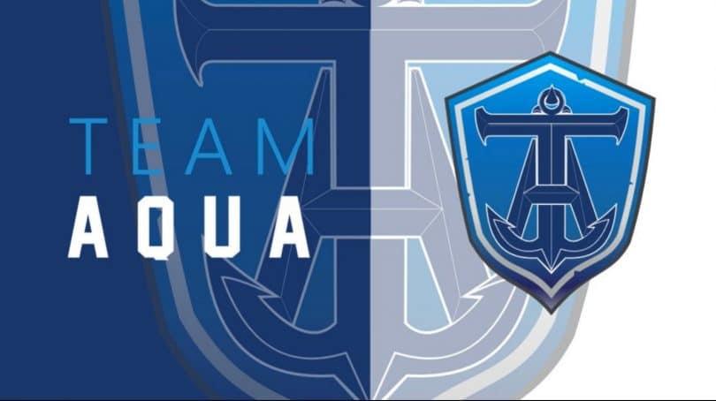 VGC Pokemon Team Aqua logo