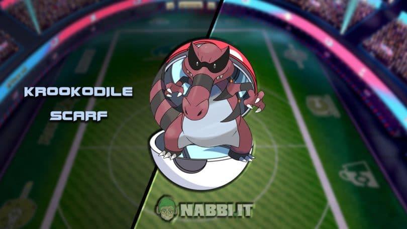 Via Vittoria guida vgc 2020 Pokemon Krookodile