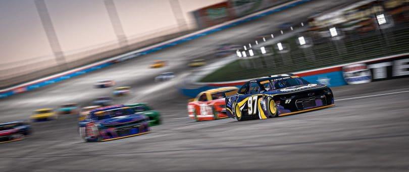 cin nascar sim racing campionato