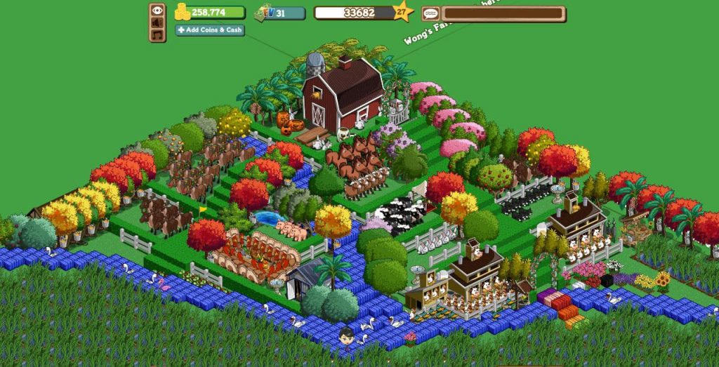 farmville chiude
