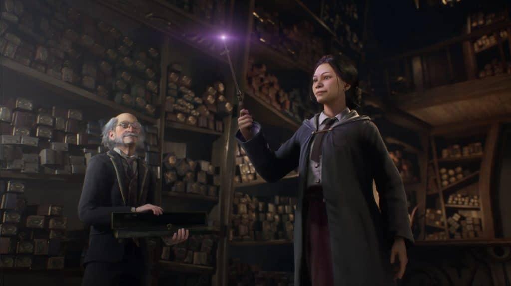 hogwarts legacy storia nuova no j k rowling