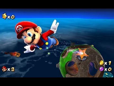 Super Mario 3D All Stars Mario Galaxy