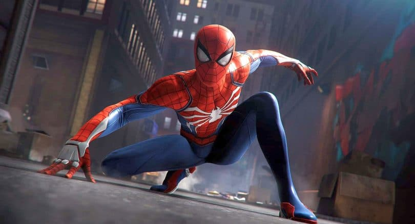 marvel's spider-man ps5 playstation 5