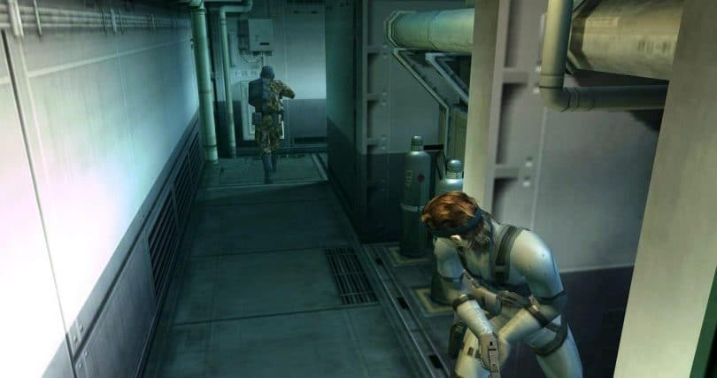 metal gear solid 2 pc patch