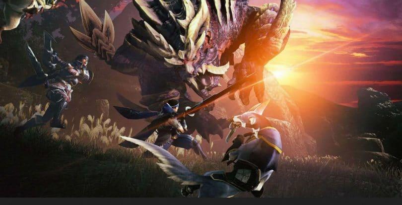 nintendo direct mini monster hunter titolo annunciati