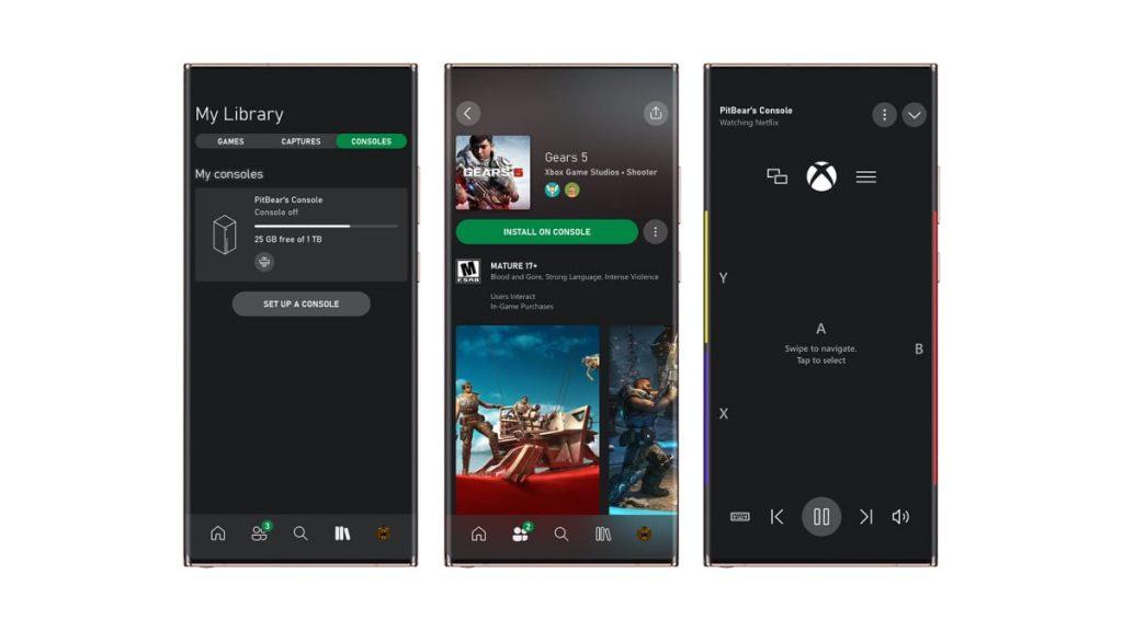 nuova app xbox android