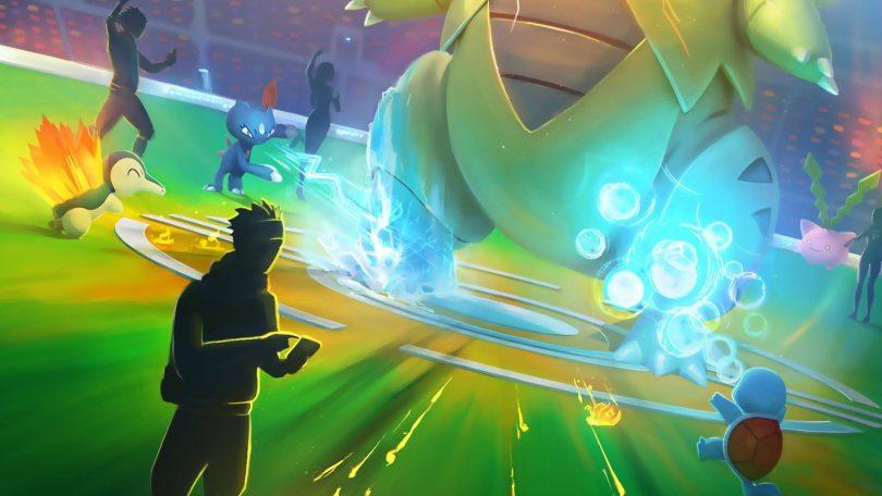 pokémon go ios android supporto