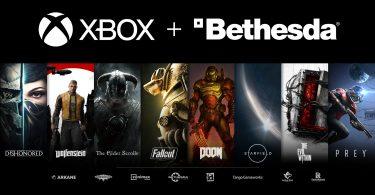 Xbox Bethesda studios