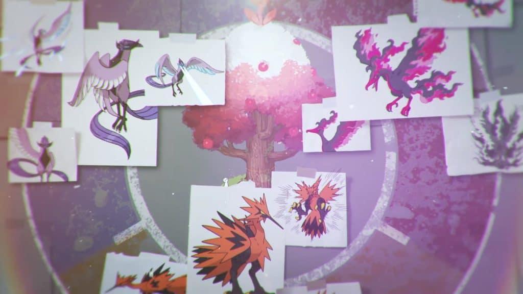 pokemon spada e scudo dlc uccelli galar terre innevate della corona