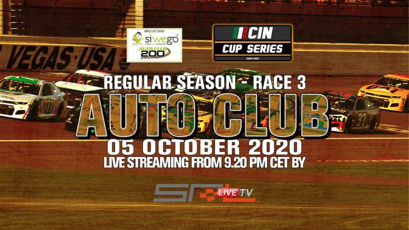cin campionato italiano nascar gara iracing