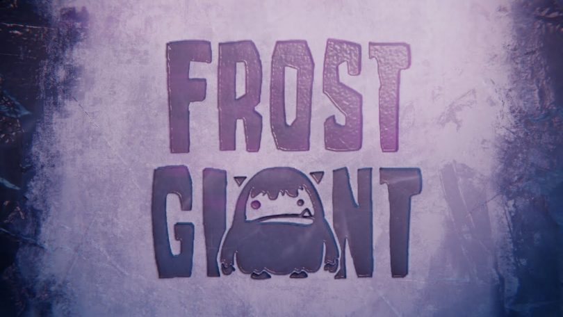 frost giant starcraft 2