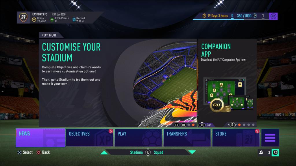 FIFA 21 Ultimate Team  nabbi.it