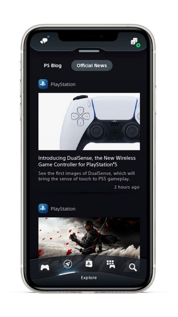 playstation app next-gen