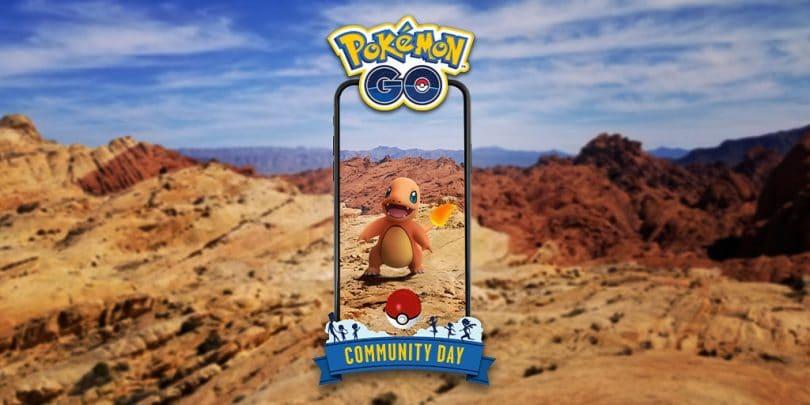 pokémon go community day charmender