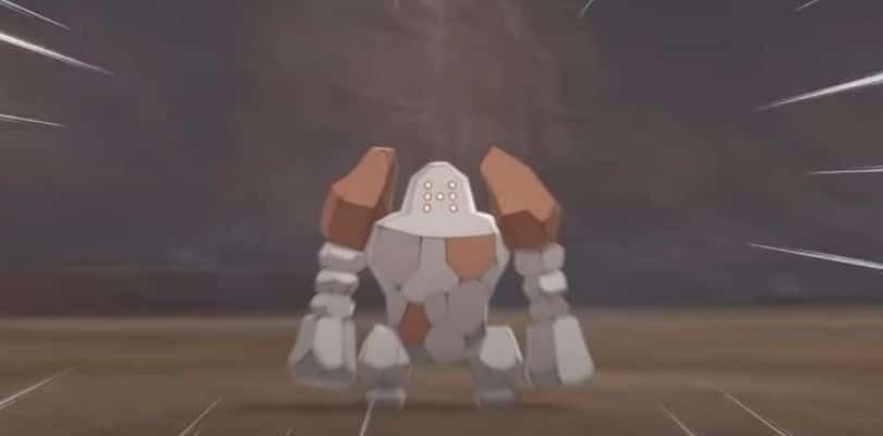 pokemon spada e scudo dlc regirock terre innevate della corona