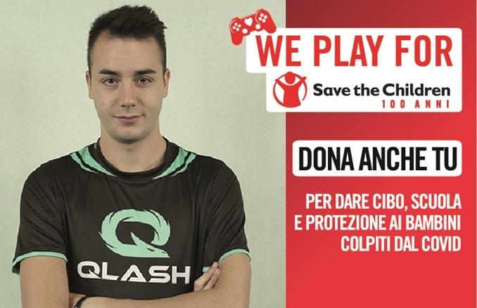save the children federesports