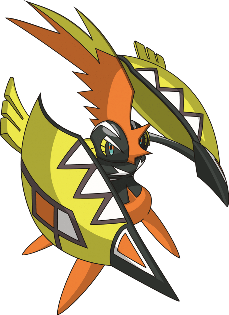 Tapu Koko VGC Via Vittoria Pokemon