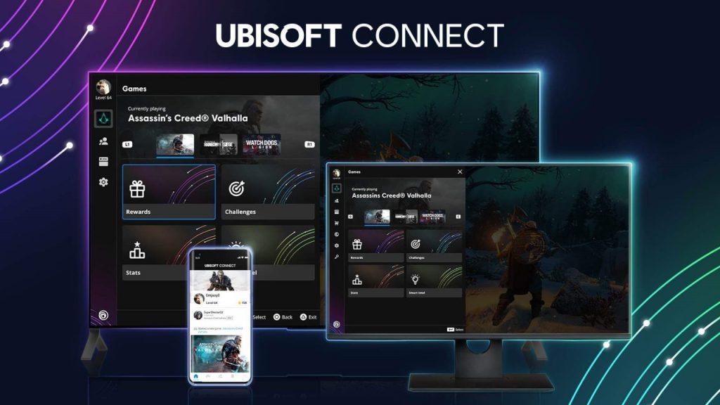 ubisoft connect cross play cross progression