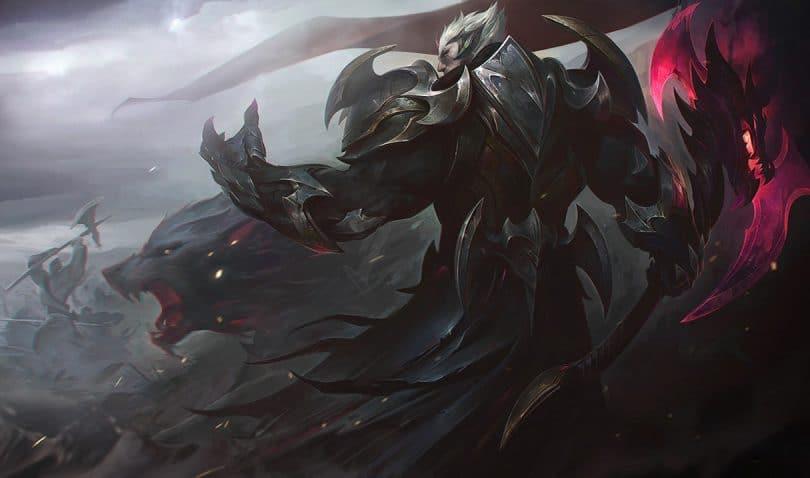 Darius build Darius dio re