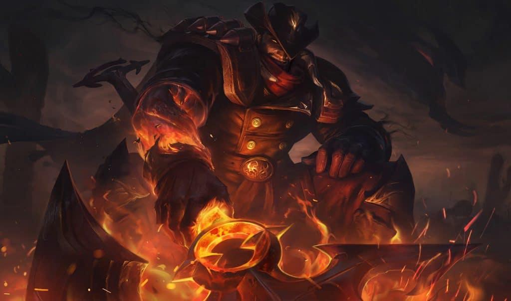 Darius build darius mezzogiorno di fuoco