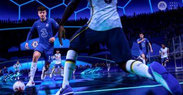 FIFA 21 next-gen feature