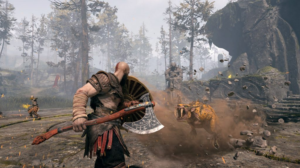 god of war playstation 5 60 fps