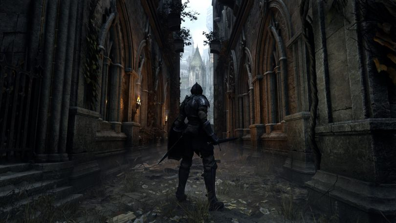 demon's souls remake glitch 1