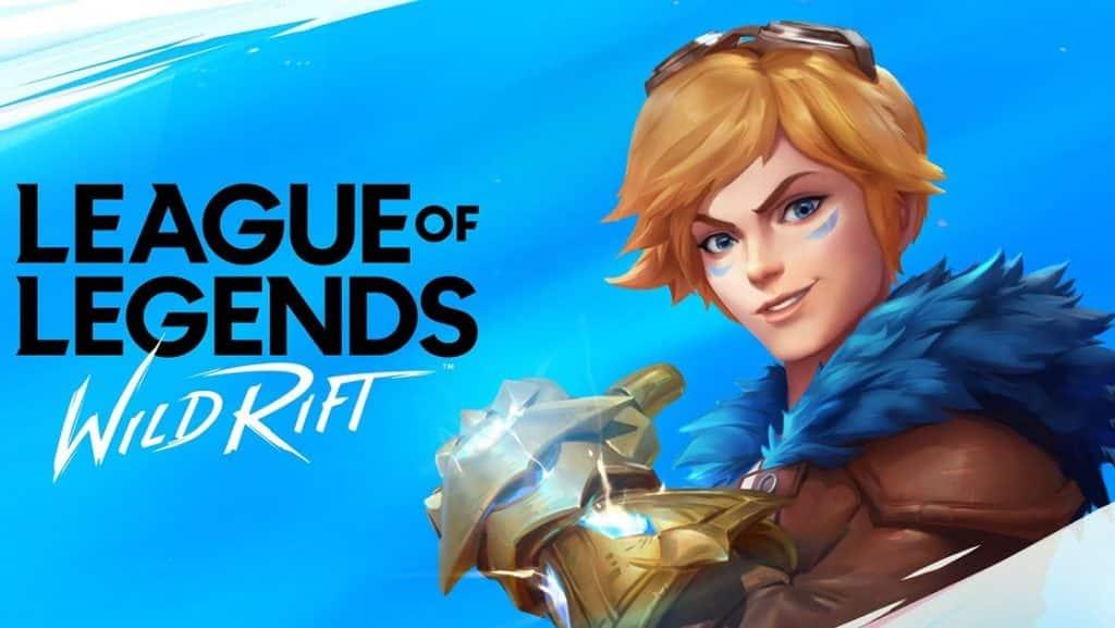 League of Legends LoL Battle Academia Wild Rift