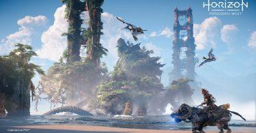 playstation 5 horizon forbidden west 2021