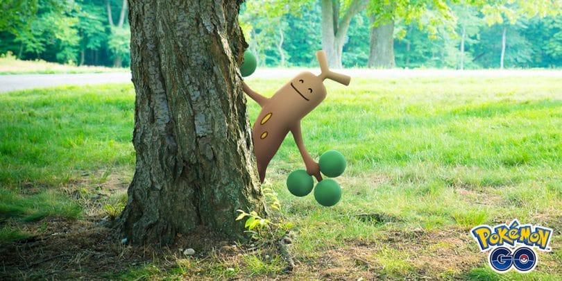pokemon go scambio a distanza