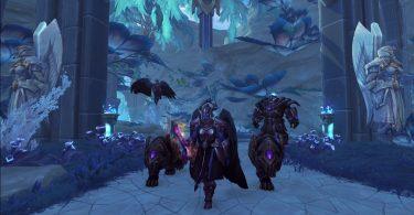 world of warcraft shadowlands level cap raggiunto 3 ore 1