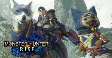 Monster Hunter Rise Felyne Canyne