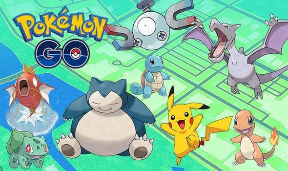 Pokemon Go Kanto roster