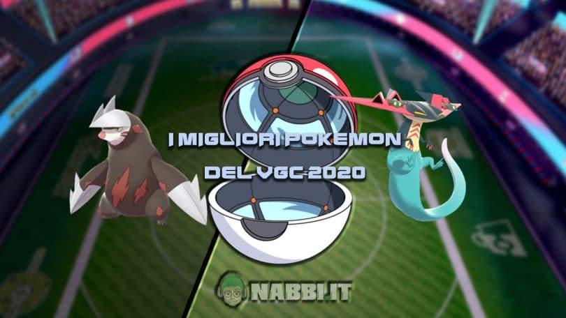 Via Vittoria guida vgc 2020 Pokemon top
