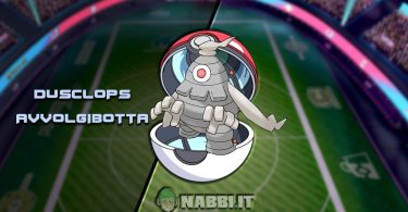 Via Vittoria guida vgc 2021 Pokemon Dusclops Avvolgibotta