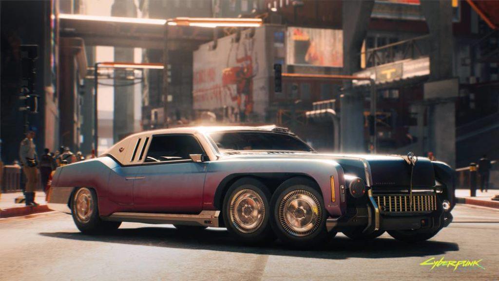 cyberpunk 2077 come ottenere veicoli
