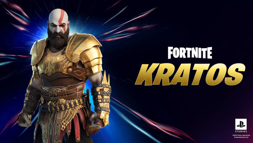 kratos fortnite 1