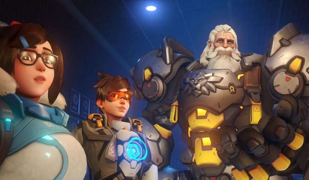 overwatch 2 free to play