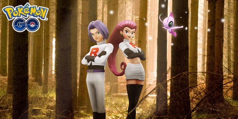 pokemon go ricerca speciale celebi team rocket