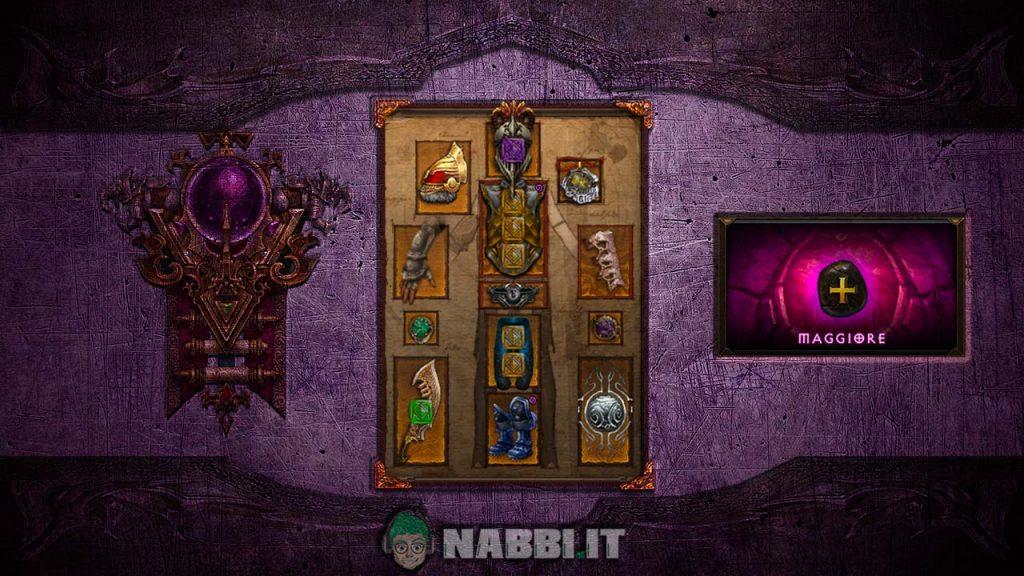 Diablo 3 mago lod tornado energia inventario