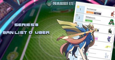 Pokemon VGC 2021 series 8 uber ban list