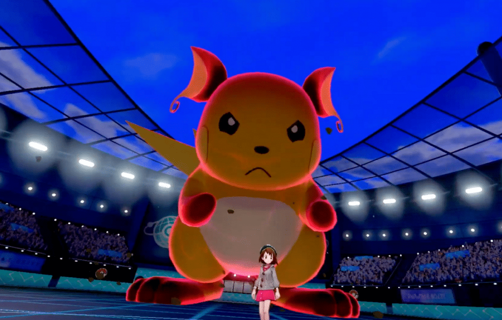 Pokémon spada e scudo dynamax