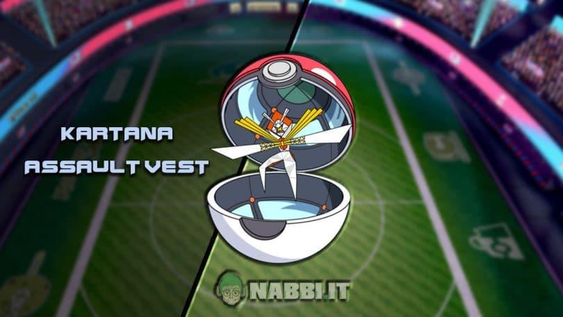 Via Vittoria guida vgc 2021 series 8 Pokemon Kartana