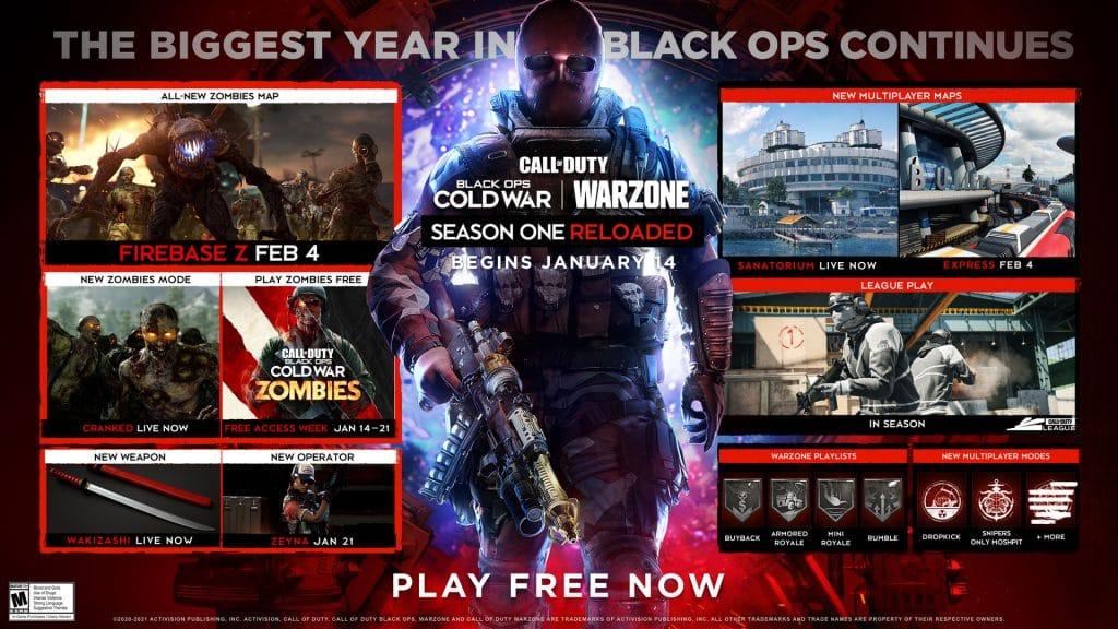 black ops cold war s1 roadmap