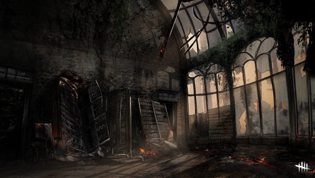 dead by daylight concept