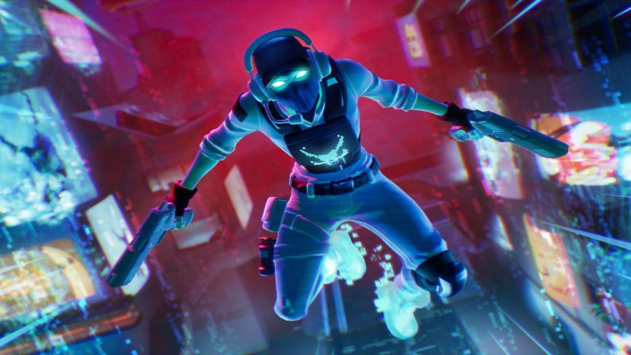 film di fortnite epic games