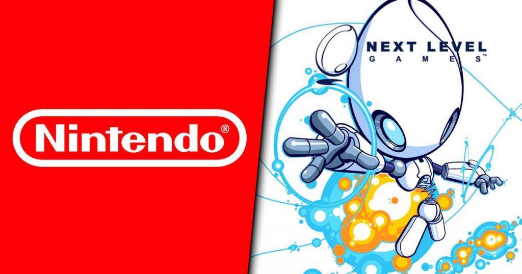 nintendo acquisisce next level games