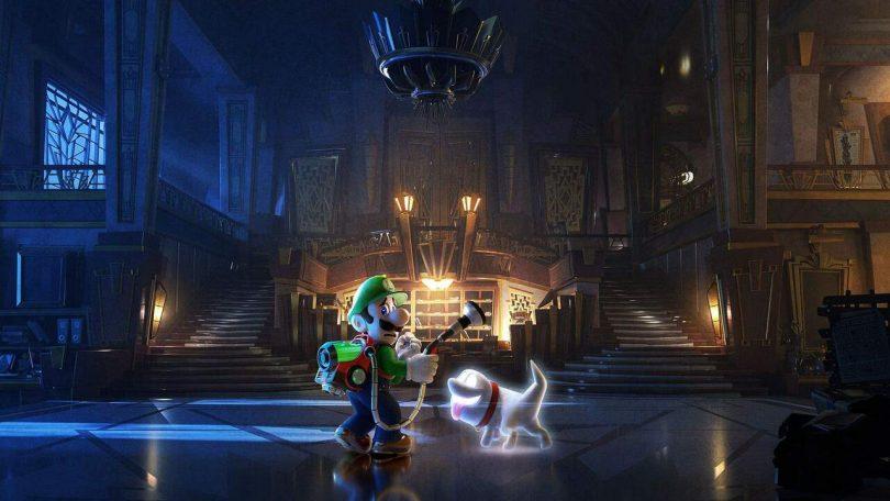 nintendo acquisisce next level games luigi's mansion