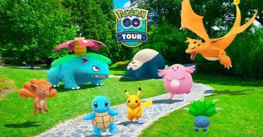 Pokémon Go Kanto evento